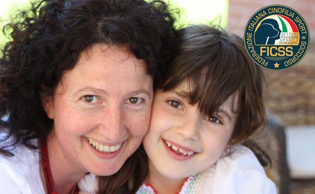 Rosanna Capano, educatrice cinofila certificata ThinkDog // Associata FICSS
